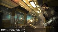 Deus Ex: Human Revolution - Augmented Edition (2011) PC | Repack oт R.G. Repacker's