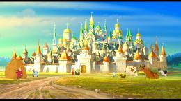 Три богатыря и Шамаханская царица 3D (2010)  Blu-Ray 1080p