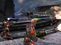 Unreal Tournament 2003  / Unreal Tournament 2004: Alien Swarm + Air Buccaneers/ Нереальный Турнир 2003/2004 (Infogrames / Atari) (Rus/Eng) [Пиратка]
