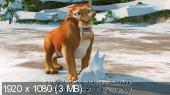 Ледниковый период: Рождество мамонта / Ice Age: A Mammoth Christmas (2011) BDRip 1080p