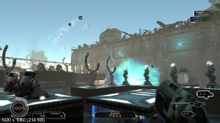 Sanctum + 8 DLC's (2011/MULTi10/RUS)
