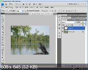 Обрабатываем фото в Adobe Photoshop CS4. Видеокурс (2011)