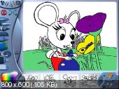 Мышка Мия. Юный дизайнер