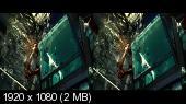 Зеленый Фонарь 3D (Театральная версия) / Green Lantern 3D (Theatrical version) (2011) BDRip 1080p
