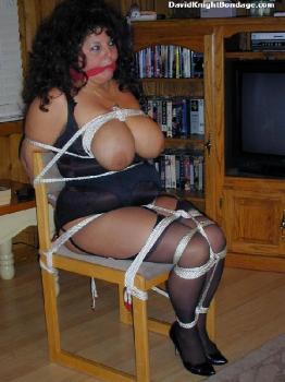 Elane Hershey Tied Up