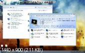 Windows 7 (x86) Ultimate UralSOFT v.1.1.12 (2012) Русский