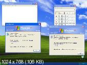 Microsoft Windows® XP Professional SP3 X86 VL Лицензия + AHCI драйвера [Eng]