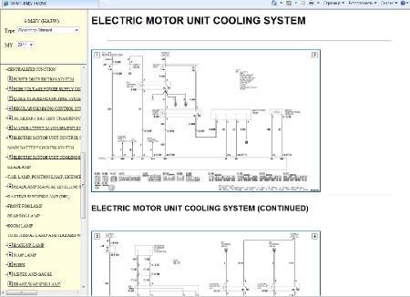 Mitsubishi i-MiEV [ v.100, Инструкция по ремонтным работам и обслуживанию (MUT III) 2011, ENG ]