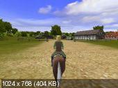 Horse Gang 3  / Конный Клуб. Загадка сиреневой бабочки (PC/RUS)