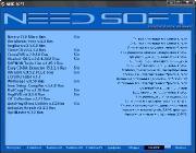 Сборник Софта NEED SOFT 2012 (08.01.2012)