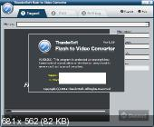 ThunderSoft Flash to Video Converter 1.3.0.0 (2012)