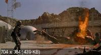 Звездный десант / Starship Troopers (1997) BD Remux + BDRip 1080p / 720p + BDRip 2100/1400/800 Mb