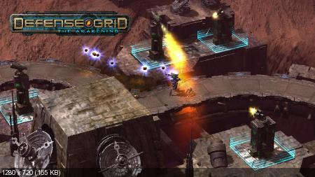 Defense Grid: The Awakening + DLC's (2008/ENG) Steam-Rip от R.G. Игроманы