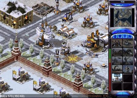 Command & Conquer: Red Alert 2 + Yuri's Revenge (2000-2001/RUS/ENG RePack by R.G. Механики)