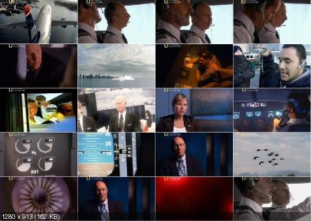 ������� �� ������ / Air Crash Investigation: Landing on the Hudson (2012) IPTVRip