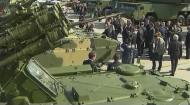 Россия от первого лица. Армия (2012) SATRip