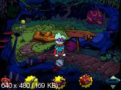 Pajama Sam: in No Need to Hide When It's Dark Outside (RUS)