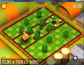 Running Sheep: Tiny Worlds (PC/2012)