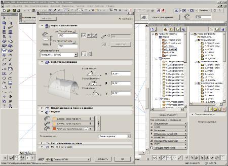 ArchiCAD 15 [ v.3602, x86 + x64, 2011, RUS ]