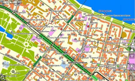 Атлас Украины для Navitel/Навител от TravelGPS (сентябрь 2011 с обновлением до 05.02.2012)