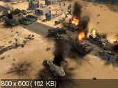 Afrika Korps vs Desert Rats / Пустынные крысы против корпуса Африка 1.14 (PC/RUS)
