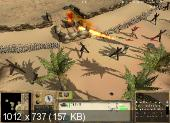 Afrika Korps vs Desert Rats / ��������� ����� ������ ������� ������ 1.14 (PC/RUS)
