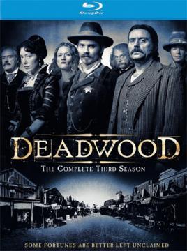 Дэдвуд (Дедвуд)  / Deadwood [Сезон: 3] (2006) BDRip 720p