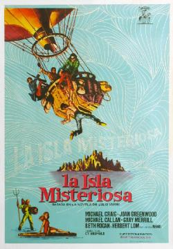 Остров приключений / Mysterious Island (1961) BDRip 1080p