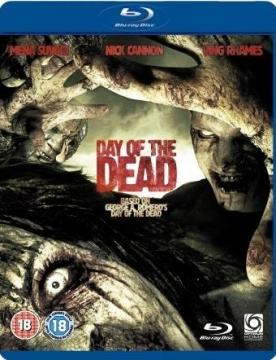 День мертвых / Day of the Dead (2008) BDRemux 1080p