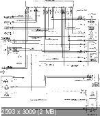 распиновка проводов абс audi a6 c4
