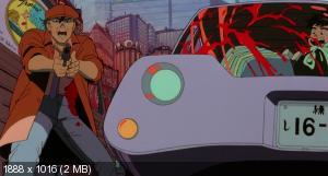 Акира / Akira (1988) BDRip 1080p / 720p