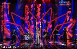 """Финал национального отборочного конкурса """"Евровидение-2012"""" (2012) SATRip"""
