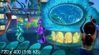Барби: Приключения Русалочки 2 / Barbie in a Mermaid Tale 2 (2012) DVDRip 1400/700 Mb