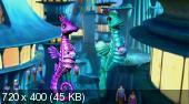 Скачать с turbobit Барби: Приключения Русалочки 2 (2012)