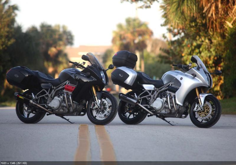 Новые мотоциклы Motus MST и Motus MST-R 2013