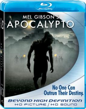 Апокалипсис / Apocalypto (2006) Blu-ray disc (custom) 1080p