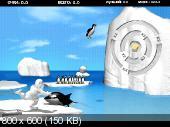 Yetisports. Кругосветный пингвин + бонус (PC/RUS)