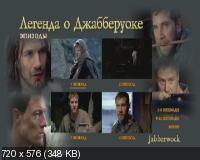 Легенда о Джабберуоке / Jabberwock (2011) DVD9 / DVD5 + DVDRip 1400/700 Mb