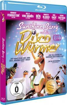 Ослепительный Барри и червяки диско / Sunshine Barry & the Disco Worms (2008) BDRip 720p