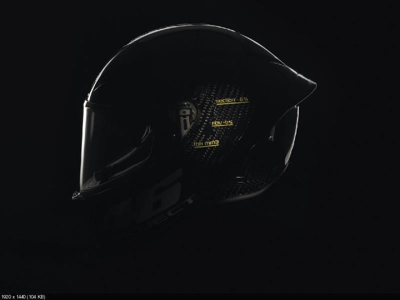 AGV Pista GP - новое поколение мотошлемов