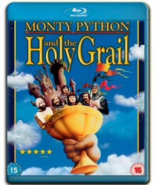 Монти Пайтон и священный Грааль / Monty Python and the Holy Grail (1975) BDRip 720p