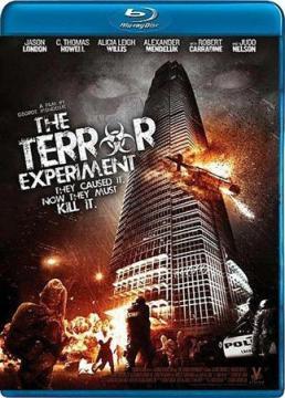 Дерись или беги / Fight or Flight / The Terror Experiment (2010) Blu-Ray Remux 1080p