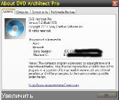 Sony DVD Architect Pro 5.2 Build 135