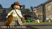 Lego Indiana Jones 2: The Adventure Continues (PC/Repack Fenixx)
