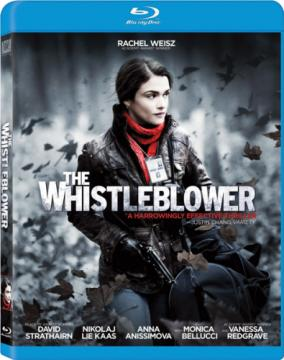 Стукачка / The Whistleblower (2010) Blu-ray disc 1080p