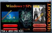 Windows 7 SP1 x32 x64 WPI By StartSoft v 17.4.12(RUS)