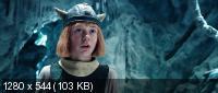 Вики - маленький викинг 2 / Wickie auf grosser Fahrt (2011) BDRip 720p + HDRip