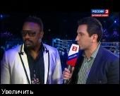 Бокс. Денис Лебедев - Шон Кокс / Denis Lebedev vs Shawn Cox (2012) SATRip