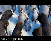 Делай ноги 2 / Happy Feet Two (2011) BD Remux+BDRip 1080p+BDRip 720p+HDRip(2100Mb+1400Mb+700Mb)+DVD5
