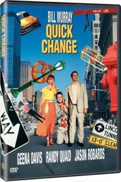 Быстрая перемена / Quick Change (1990) HDTVRip 720p